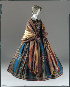 OMG that dress! - Dress 1857 The Metropolitan Museum of Art