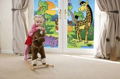 Tint a Window has the largest range of window films for your home, office or shop. Christening Themes, Boy Christening, Childrens Rooms, Window Films, Pinterest Pin, Jungle Theme, Party Stuff, Kids Bedroom, Kids Meals