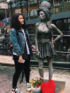 Alessia Cara and her idol
