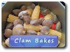 Order your clam bake now for your families Vacation on the OBX | Outer Banks Personal Chefs | Outer Banks Catering