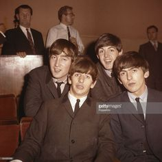 The Beatles escape their Manchester gig with a little help from some friends