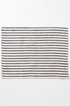Nautical Linen Placemat - Anthropologie.com $16