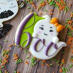"""458 Likes, 20 Comments - Sarah Robertson (@sugarcrushcookiessarah) on Instagram: """"Halloween preorders close this Friday! Go to my business page (link in profile) to see all the cute…"""""""