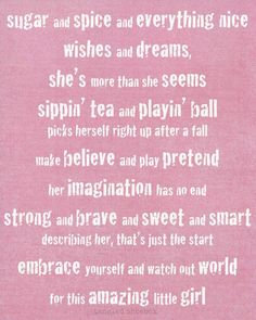 Sayings About Little Girls Baby Girl Quotes Quotes For Little