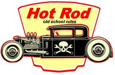 traditional hot rod | TRADITIONAL HOT RODS are built according to the techniques and ...