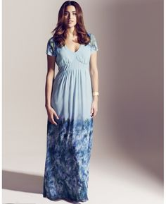 """""""Project D London"""" Project D London 'Trinity' Print Maxi Dress at Simply Be"""