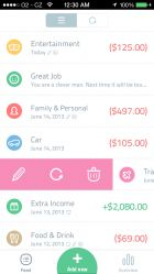Spendee is a Remarkably Good Expense Tracker for your iPhone — Beautiful Pixels