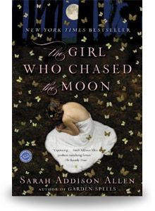 The Girl Who Chased the Moon: Fun, mystical, romantic book!