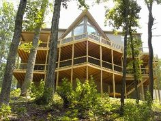Brand New Scenic House on Norris Lake 'Jabez Villa'