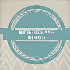 Glutenfree Amsterdam: Gluten-free summer in the city!