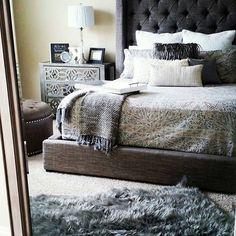 Incredible 2 bedroom apartments 01201 just on interioropedia home design Grey Bedroom Furniture, Bedroom Furniture Makeover, Apartment Bedroom Decor, Bed Furniture, Home Bedroom, Master Bedrooms, Cheap Furniture, Grey Bedrooms, Furniture Websites