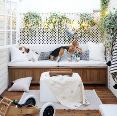 Ideas Built In Bench Seating Outdoor Cushions Porch Storage Bench, Porch Bench, Bench With Storage, Outdoor Storage, Front Porch Seating, Patio Seating, Front Porches, Seating Plans, Front Verandah
