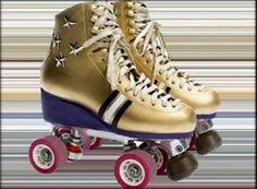 los patines de ambar