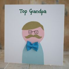 Happy Fathers Day Cards Greeting cards aren't a man's game. Diy Father's Day Crafts, Father's Day Diy, Fathers Day Crafts, Hobbies And Crafts, Paper Crafts, Yarn Crafts, Card Making For Kids, Making Ideas, Making Cards