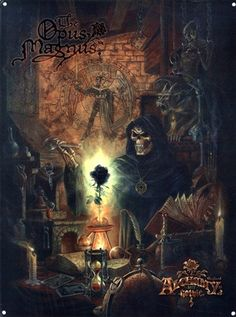 Alchemy Gothic - The Opus Magnus