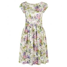 Double Thumbs Dresses #38   She and Hem   #fbloggers #floral