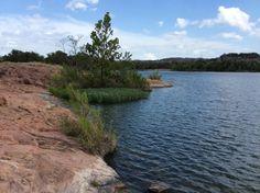 Ink's Lake in Tx