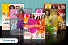 "$10 for a one-year subscription to O, The Oprah Magazine -   Live your best life: Get a monthly dose of signature Oprah wisdom delivered to your doorstep. How many other magazines can boast an entire section dedicated to bettering your ""spirit?"""