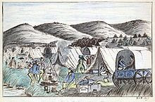 Donner Party - Wikipedia, the free encyclopedia