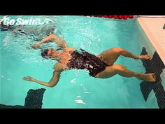 Swimming - Turns - Freestyle Flip Turn Step #5 - YouTube