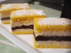 Romanian Desserts, Cake Recipes, Dessert Recipes, Food Cakes, Just Desserts, Cornbread, Nutella, Baked Goods, Sweet Treats