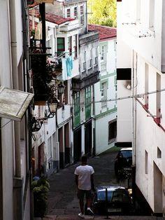 Polas rúas de Betanzos by Jorge Lama on 500px