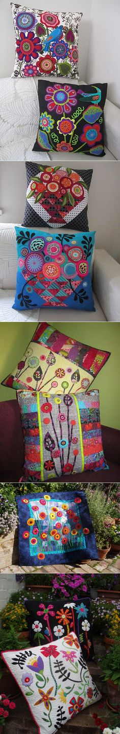 ssl39.chi.us.securedata.net Applique Cushions, Felt Applique, Pin Cushions, Pillows, Cushion Covers, Pillow Covers, Wool Quilts, Vintage Sheets, Penny Rugs