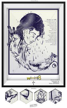 #Desenho #drawn #dibujo #Wacom #cintiqcompanion #poema #digitalart #cintiq #faberMota