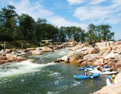 Maryland Whitewater Rafting | Deep Creek Lake