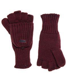 HEAT HOLDERS Femmes Thermique Heat Weaver C/âble Tricoter Gants Mitaines sans Doigts en 7 Couleurs Taille Unique
