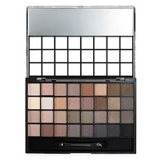 Naked palette 1 & 2 dupe - e.l.f. Studio Endless Eyes Pro Mini Eyeshadow Palette in Natural- $6 (On Sale!)