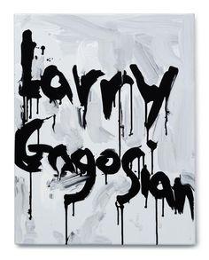 'Larry Gagosian,' Kim Gordon, 2011