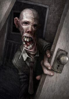 Weird Art works Painting (3). Follow us www.pinterest.com/webneel