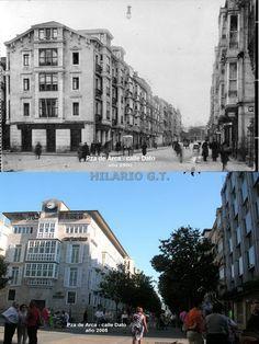 Calle Dato 1900-2005