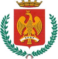 Here is also the Coat of Arms of Palermo.