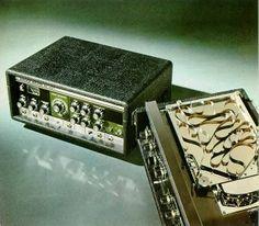 Vintage Roland RE 201 Tape Echo machine
