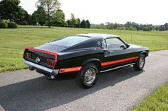 1969 Ford Mustang Fastback | 1969 Ford Mustang 428 SCJ Fastback Pictures - 1969 Ford Mustang 428 ...