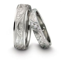 Wiccan Wedding Rings   The Maginificent of Gothic Wedding Rings Design   Home Designs and ...