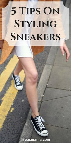 The only issue with sneakers and fashion seems to come with appropriately styling them. It can be ridiculously difficult to figure out how to properly style your favorite pair of sneakers, but we've got your back with these helpful little tips.