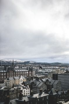 Edinburgh By Daniel Farò