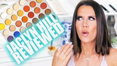 JACLYN HILL MORPHE PALETTE | Worth The Hype???