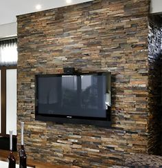 Find inspiration for your new dream home from Residential Attitudes' range of display homes. Brick Feature Wall, Stone Panels, Beauty Salons, Hawaii Homes, Architrave, Portfolio Images, New Home Builders, Display Homes, Brick And Stone