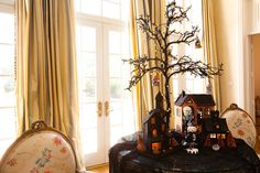 Halloween Interior Gallery | Regina Gust