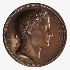 Medaglia coniata nel 1813 in occasione della battaglia di Wurtchen
