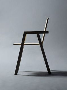 The 7 Möbelstücke collection is an inspiring collaboration between a designer, Herbert Schultes, and a craftsman, Friedrich Reich.