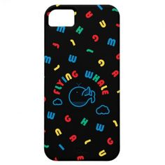 Flying Whale iPhone 5 Cover
