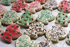 Cut-Out Sour Cream Sugar Cookies