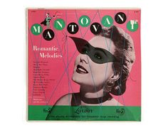 Alex Steinweiss attr. record album design 1954. by NewDocuments, $5.00