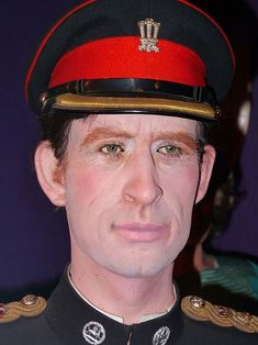 Prince Charles: Louis Tussauds House of Wax, Great Yarmouth, England.