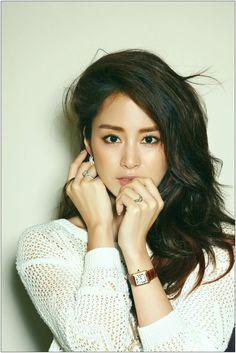 Kim Tae Hee - J Look Magazine